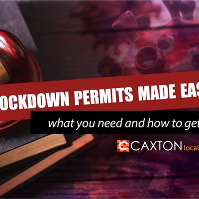 Permits you need during lockdown level 4 and how to get it