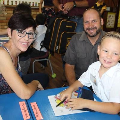 Laerskool George-Suid: My eerste skooldag