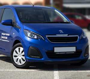 Chic Peugeot 108 is back
