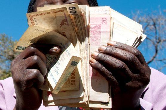 Zimbabwe says exchange rate to strengthen as peg abandoned | George