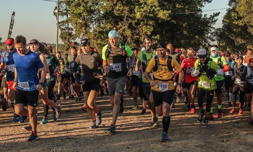 Houtkapper Trail Run in Knysna