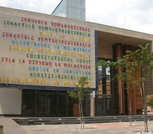 Constitutional Court upholds high court's ruling on the right to protest
