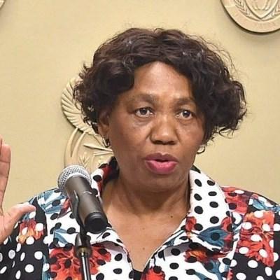 Angie Motshekga gives update on schools