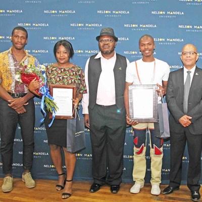 NMU students awarded