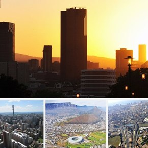 Top 5 most expensive cities to live in SA