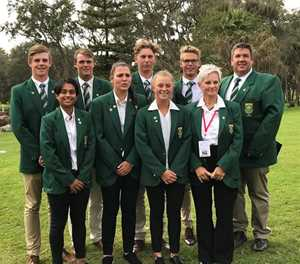 Solid start for SA in Morocco