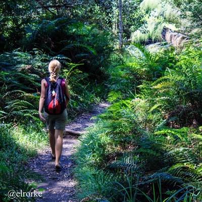 Take a hike... and enjoy it