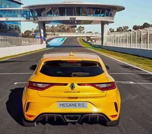 Renault Megane RS - close to being 'the one'