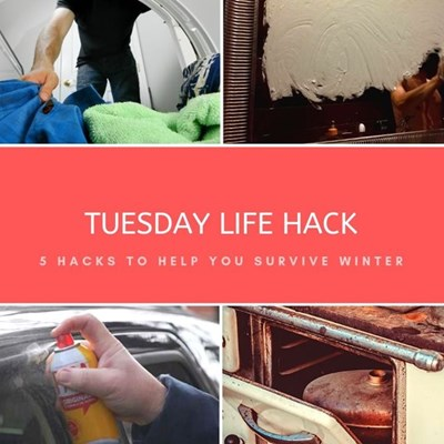 Tuesday life hack