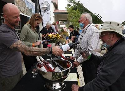 Top produsente by Stoep Tasting Wine Weekend