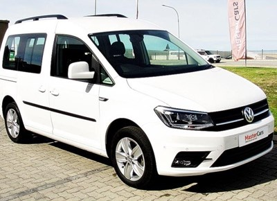 Master Cars | Pick of the Week | VW Caddy