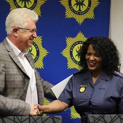New provincial police commissioner