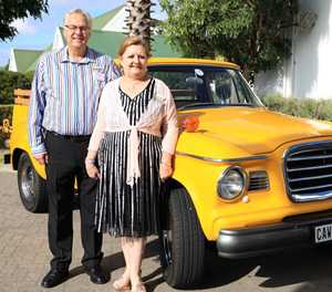 2020 George Old Car Show launched in grand style