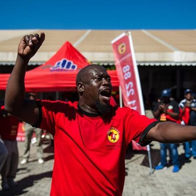Saftu to picket in support of bus strike
