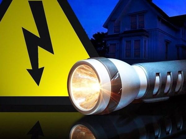 Heidelberg power outage on Saturday