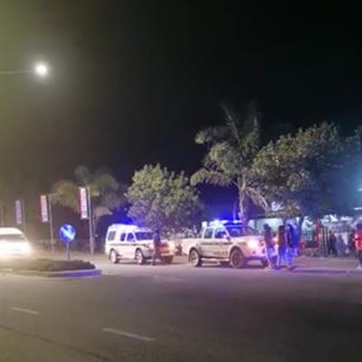 Police: Hands full arresting curfew breaker
