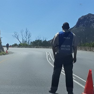 Outeniqua Pass body identified