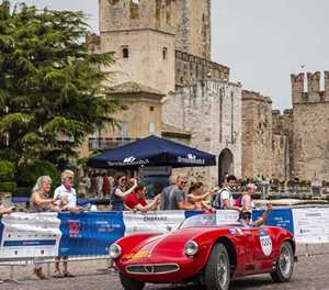1000 Miglia joins 'travelling museum of heritage'