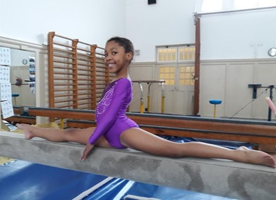Knysna High School gymnasts perform well