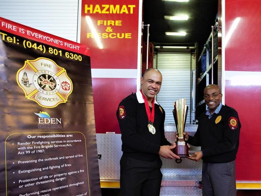 """SA Toughest Firefighter Alive 2018"""