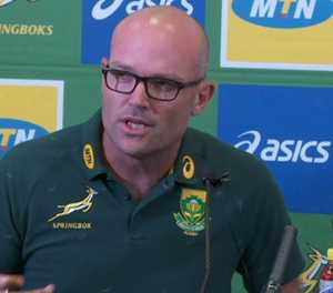 Why Springbok boss Nienaber is unfazed by Bulls beating
