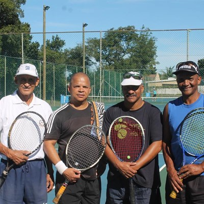 Pacaltsdorp verras in tennis