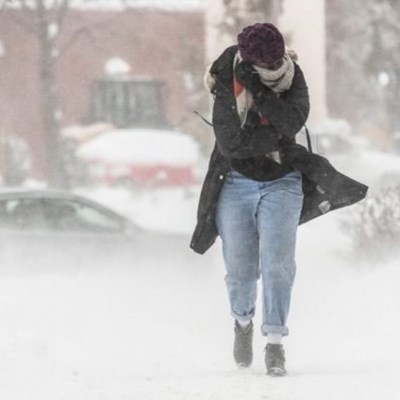If you thought winter was over, think again