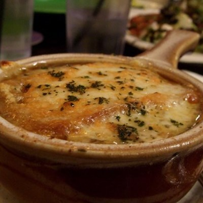 Recipe: French onion soup with beer