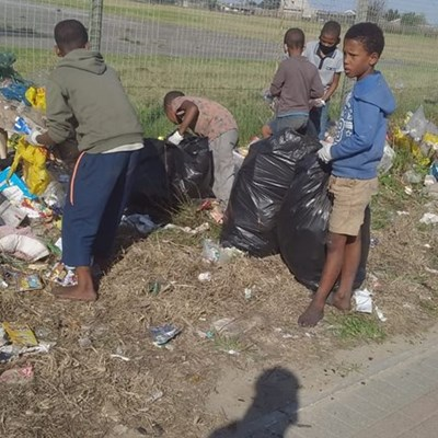 Project to clean up communities