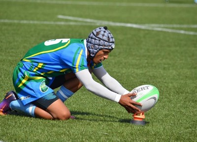 Knysna vs Central Karoo in SWD Municipal Rugby Challenge