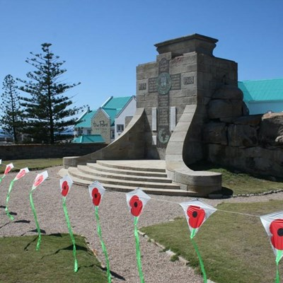 Poppy Day remembered