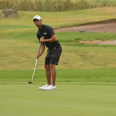 Bruiners gives chase in Race to Q-School