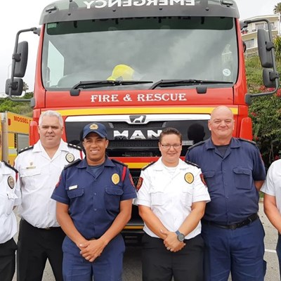 Garden Route boasts new emergency services institute
