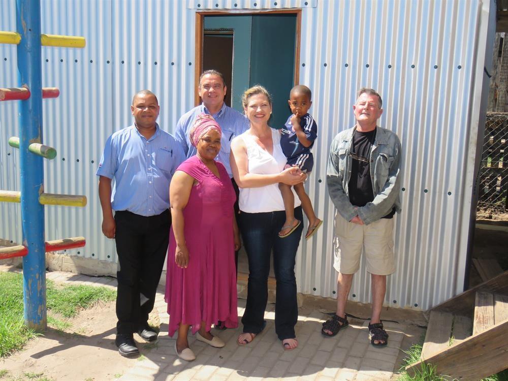 New ablution facility for preschool
