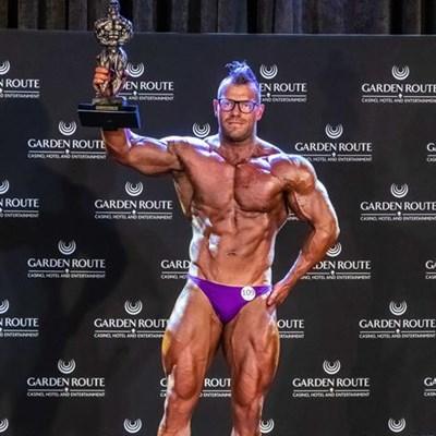 Bodybuilding event streamed live