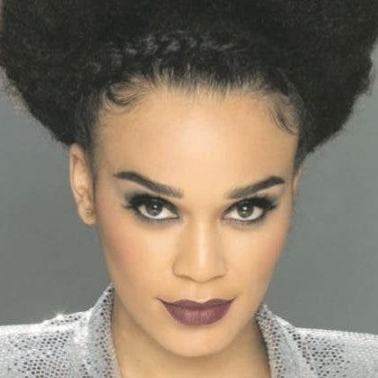 Pearl Thusi shows off her beautiful daughters' natural hair