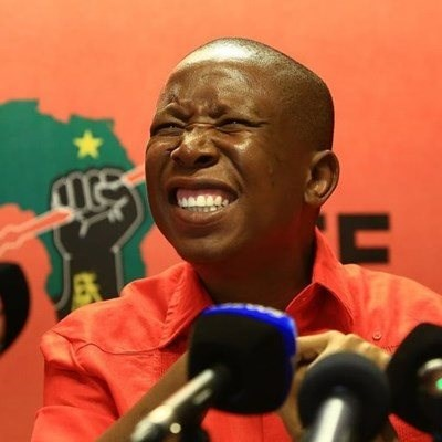 Malema laughs at new party formed by 'EFF co-founder'
