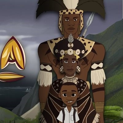 Shaka Zulu animation trailer voiced by Dawn Thandeka King