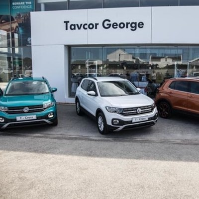 New VW T-Cross mighty popular