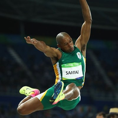 Manyonga to lead 31-strong SA team at Doha Worlds