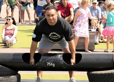 National Strongman Competition