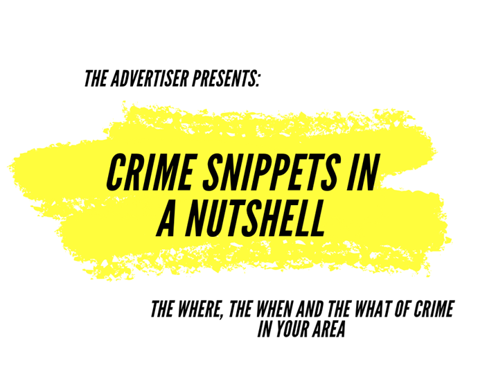Crime snippets