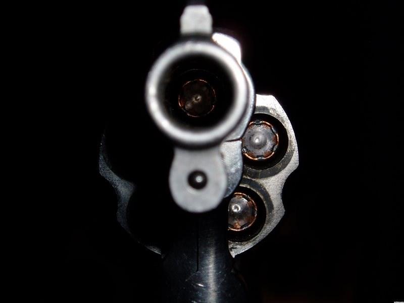 De Bakke man shot outside his home