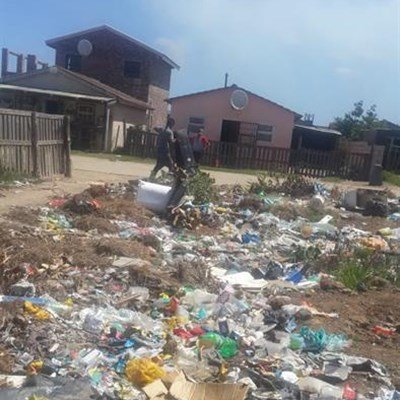 Help stop the dirty dumping