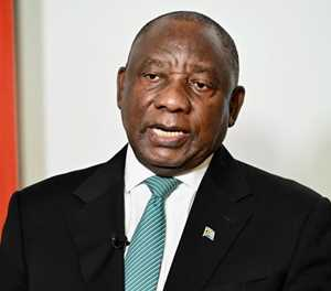 Cyril lied about land expropriation, can't be trusted, says DA