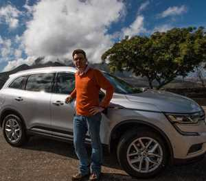 New Koleos has oomph