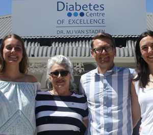 Diabetes-sentrum se span brei uit
