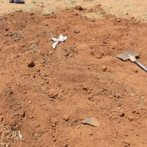Limpopo father gets 20 years in jail for burying his son alive
