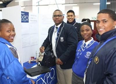 Wetenskaplike ekspo vor jonges