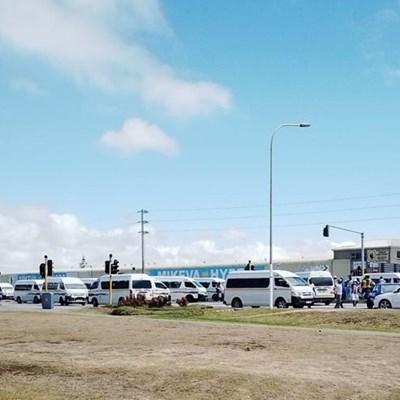 Drie vandag in hof na taxi-geweld